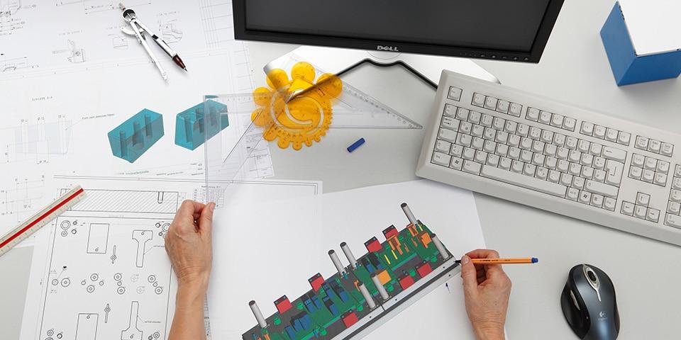 Leistungen in der Entwickung Prototypen Bild1
